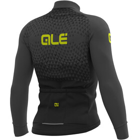 Alé Cycling Solid Summit Maillot Hombre, black-grey